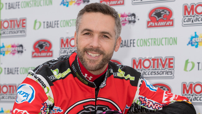 Scott Nicholls Peterborough